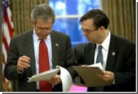 Лучший спичрайтер Буша покидает Белый дом