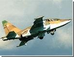 Под Брянском разбился штурмовик Су-25. Погиб пилот