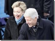 Билл Клинтон пообещал во всем слушаться свою жену