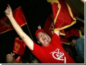 Россия признала независимость Черногории