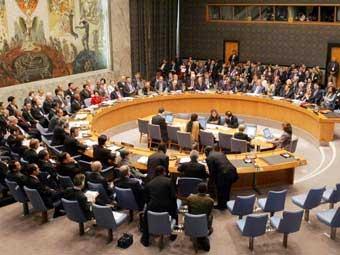 Совбез ООН осудил убийство российских дипломатов в Ираке
