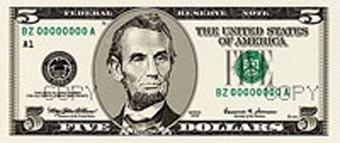 Американский Минфин решился перекрасить Авраама Линкольна