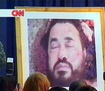 """На месте гибели Заркави поймали одного из лидеров """"Аль-Каеды"""""""