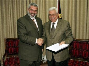 ХАМАС и ФАТХ договорились о фактическом признании Израиля