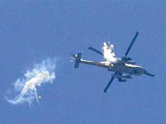 Израильская авиация нанесла удар по лагерю движения ХАМАС в Газе