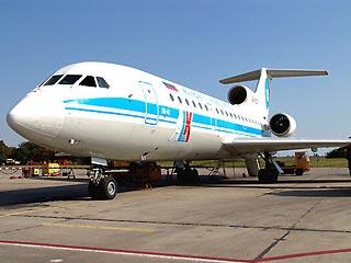 Российский самолет при посадке выкатился за пределы полосы в аэропорту Стамбула