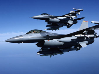 Под Белградом приземлились недобитые истребители НАТО