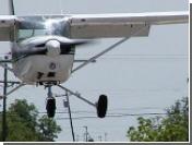 В Латвии упал учебный самолет Cessna: двое погибших