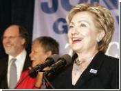 Сенатор Хиллари Клинтон лидирует среди вероятных кандидатов в президенты США