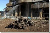 При взрыве в Анталии погибли три человека