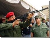 Президенту Венесуэлы подарили Калашников
