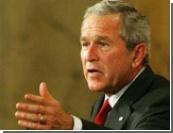 Джордж Буш попросил Северную Корею не запускать баллистическую ракету