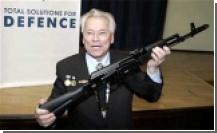 """Автор """"Калашникова"""" призовет мир к сокращению торговли оружием"""