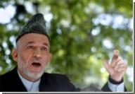 Карзай недоволен тактикой коалиционных войск в Афганистане