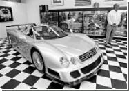 Mercedes-Benz развалился на ходу
