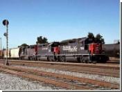 В лобовом столкновении поездов в Калифорнии пострадали пять человек