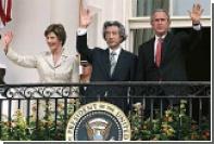 Коидзуми прилетел в США ради Элвиса Пресли, а не Буша