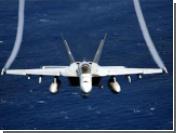 Над Калифорнией столкнулись два военных самолета