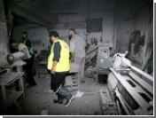ВВС Израиля нанесли удар по оружейной фабрике в Газе