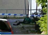 """Полиция Стокгольма разоружила человека с """"поясом шахида"""""""