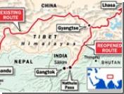 Перевал в Гималаях между Индией и Китаем вновь открыт