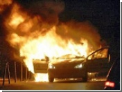 В Риме пироманы за ночь сожгли десять автомобилей