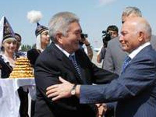 Одиннадцатый округ Москвы будет заложен в Киргизии у озера Иссык-Куль