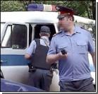 Пьяные украинцы избили гаишников