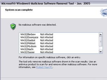 Microsoft обезвредила за год 16 миллионов вирусов