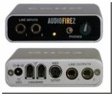 FireWire интерфейсы ECHO AudioFire 2 и AudioFire 4 для мобильной звукозаписи