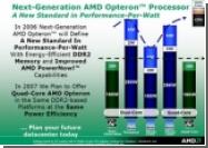 AMD рассказала о будущем поколении процессоров Opteron