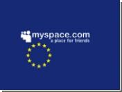MySpace начинает европейскую экспансию