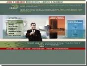 Фонды библиотеки Джона Кеннеди разместят в интернете