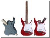 Stewart Guitar создала раскладную электрогитару