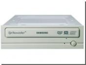 Samsung представил самый быстрый DVD-привод