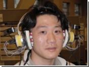 Японцы встроили индикатор движения глаз в наушники