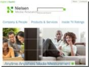 Nielsen измерит размер аудитории интернет-телевидения