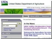 Хакер взломал компьютер Министерства сельского хозяйства США