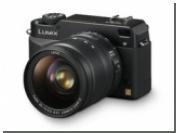 DMC-L1: первая зеркальная камера Panasonic, официально