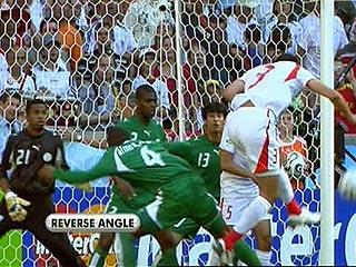 ЧМ-2006: Тунис – Саудовская Аравия. Первый тайм
