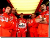 Алонсо оставил Шумахера с носом