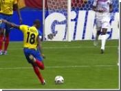 ЧМ-2006: Эквадор – Коста Рика. Первый тайм