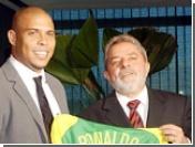 Президент Бразилии решил помириться с Роналдо