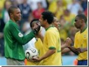 ФИФА не позволила форварду сборной Бразилии забрать себе мяч после матча