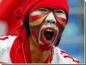 Вывих челюсти – самая распространенная травма среди китайских болельщиков