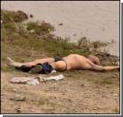 Пьяные бомжи изуродовали голого мужчину
