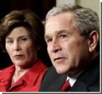 Джордж Буш на грани развода с женой Лорой