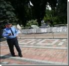 СРОЧНО! Милиция не препятствует преступлению у стен Рады! Фото
