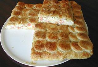 Греческие пекари испекли самый большой в мире слоеный пирог