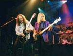Украинские промоуторы сорвали гастроли группы Uriah Heep в Москве